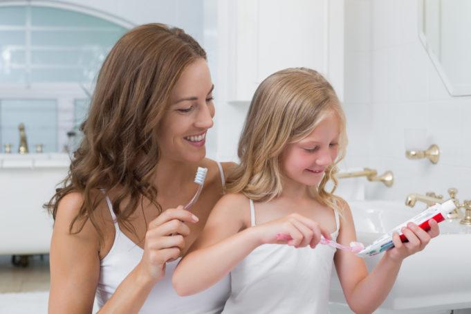 Alcune indicazioni per l'igiene orale in età pediatrica