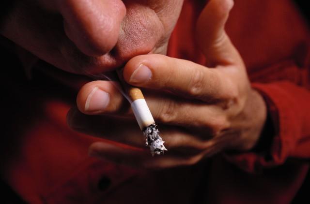 Smettere di fumare grazie allo sport